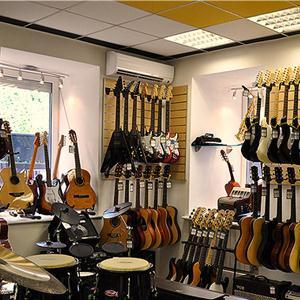 Музыкальные магазины Тогучина