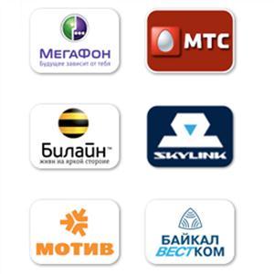 Операторы сотовой связи Тогучина