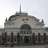 Железнодорожные вокзалы в Тогучине