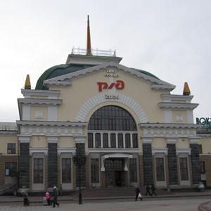 Железнодорожные вокзалы Тогучина