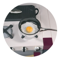 Ясная поляна - иконка «кухня» в Тогучине